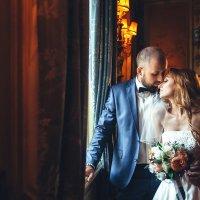 Свадебная фотосессия в ресторане Турандот :: Алена Шпинатова