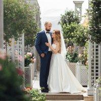 Свадебная фотосессия в Москве :: Алена Шпинатова