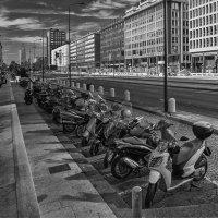 Утром в Милане :: Владимир КРИВЕНКО