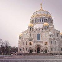 Кронштадт, величественный и прекрасный Морской Никольский собор :: Юлия Новикова