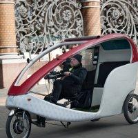 Такси :: Елена Кириллова