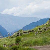 Не упасть бы с перевала :: Валерий Михмель