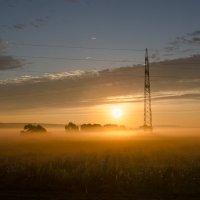 утро красит нежным светом :: Игорь Козырин