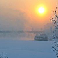 Январское солнце :: Екатерина Торганская