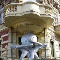 Дом с атлантами :: Vlad Сергиевич