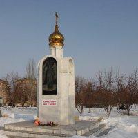 Кемерово, мы с вами.  Фото сделано утром 28 марта, а в полдень прошел митинг памяти :: victor Lion
