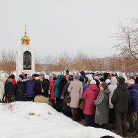 Митинг в память погибших в Кемерово г. Еманжелинск Челябинская обл. :: victor Lion