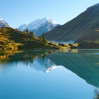 полосатый пейзаж :: Elena Wymann