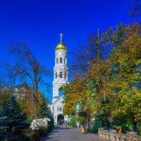 Свято-Успенский Одесский Патриарший монастырь. :: Вахтанг Хантадзе