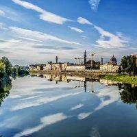 reflection of autumn :: Dmitry Ozersky