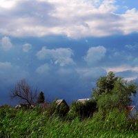 Перед грозой :: Лидия Бараблина