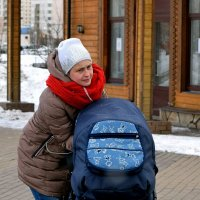 Материнская забота! :: Татьяна Помогалова