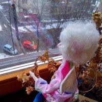 А за окном то дождь, то снег... :: Ирина Сивовол