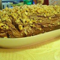Банановый десерт :: Лидия (naum.lidiya)