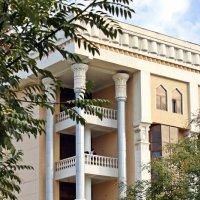 Угловые балконы :: Mir-Tash