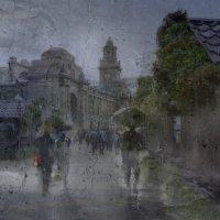 В городе дождь :: Natalia