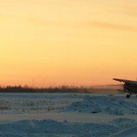 Вылет на рассвете :: Михаил Сипатов