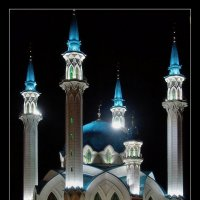 Мечеть Кул Шариф г. Казань :: Николай Филимонов