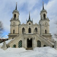 Владимирская церковь (Быково) :: ninell nikitina