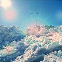 Лучше гор могут быть только снежные кучи!:) :: Андрей Заломленков