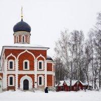 Церковь Петра и Павла (Старо-Никольский собор) Можайск. :: Юрий Шувалов