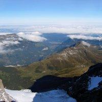 Вспоминая Альпы :: Марина Лукина
