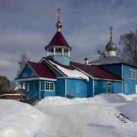 Церковь святителя Николая Чудотворца :: Ольга Лиманская