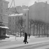 Белый снег Петербурга :: Татьяна [Sumtime]
