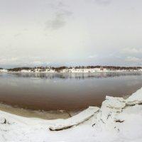 Бескрайняя Волга :: Константин