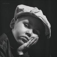 Portrait. Photo theater. :: krivitskiy Кривицкий