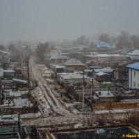 Опять зима! :: Юрий Фёдоров