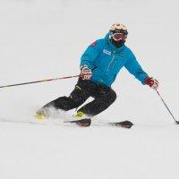 Лыжники :: Валерий Шурмиль