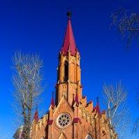 Римско-католический костёл :: Nikolay Svetin