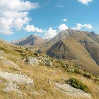 Хорошо в горах в такую погоду :: Горный турист Иван Иванов