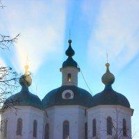 Небесный свет :: Алексей Баринов
