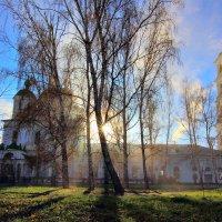 Свет небесный :: Алексей Баринов