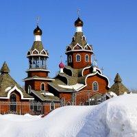 Богоявленский храм :: Vlad Сергиевич