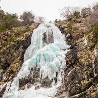 водопад Буравидон IMG_0986 :: Олег Петрушин