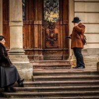 Ожидание. :: Евгений Мокин