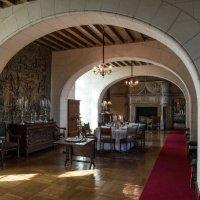обеденный зал замка Шомон/Луар (Chaumont/Loire) :: Георгий А