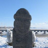 Статуя :: Вера Щукина