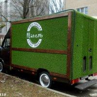 Кислая машина весны! :: Нина Бутко