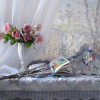 Вербное Воскресение... :: Валентина Колова