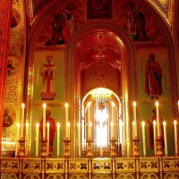 Храм Христа Спасителя :: олег свирский