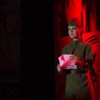 театральная постановка к 9 мая :: Алексей Костюнин