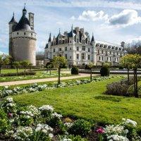 замок Шенонсо (chateau de Chenonceaux) :: Георгий