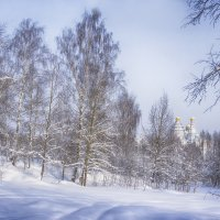 Зимний пейзаж :: Natalia