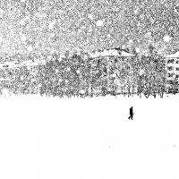 Черно-белый март :: Aquarius - Сергей