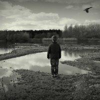 Наблюдая разлив... :: Пётр Галилеев