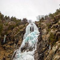 водопад Буравидон IMG_0972 :: Олег Петрушин
